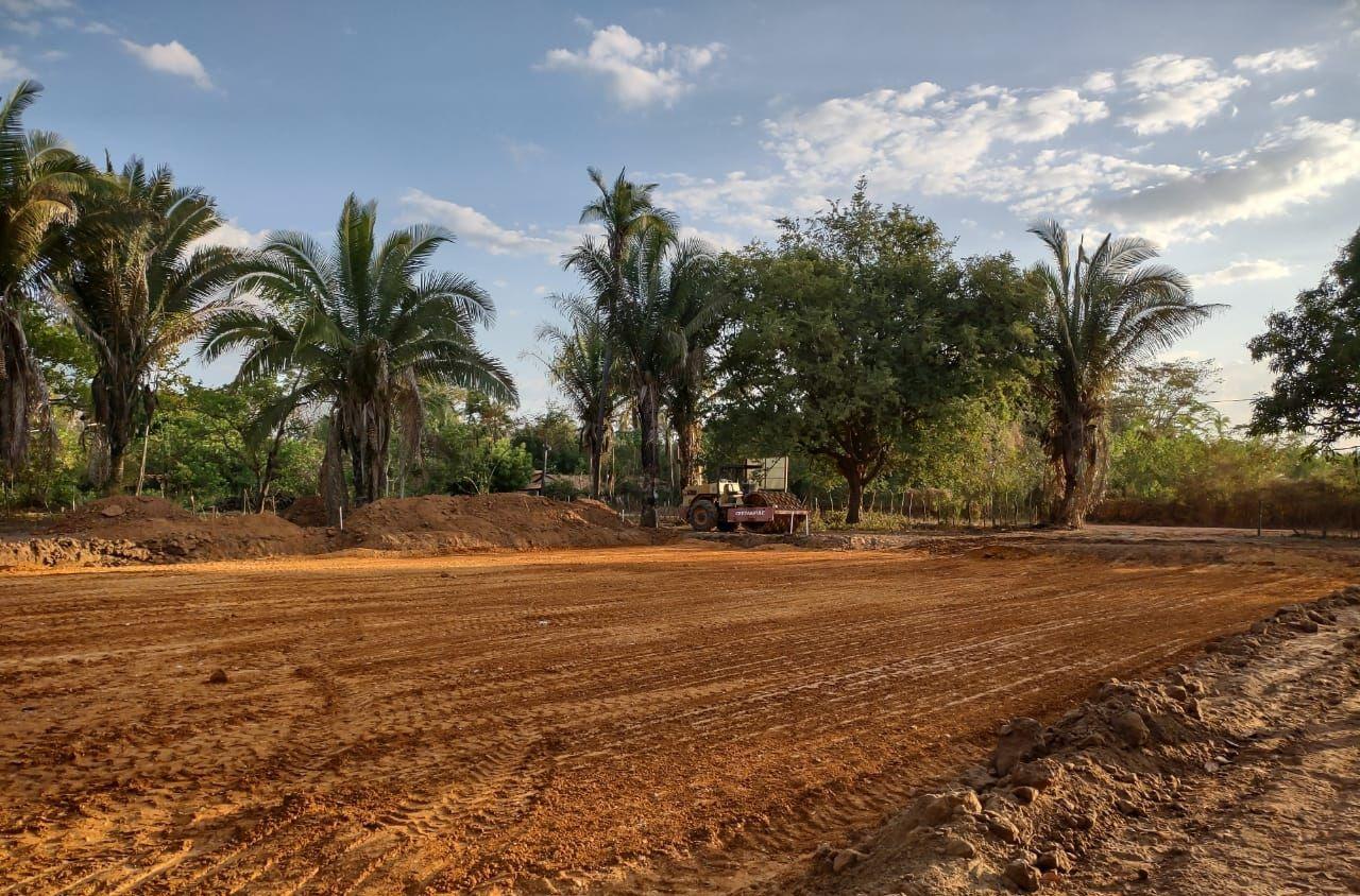 Águas de Timon inicia construção de escola sustentável no município